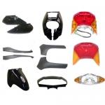 Пластик (Обвес)  для скутеров YAMAHA/SUZUKI/HONDA