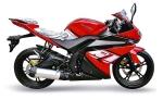 Запчасти для мотоциклоа G-MAX RACER 250