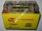 АКБ YTX12A-BS(Gel)  12 v 9,5ah желтый. с индикатором
