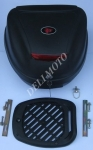 Кофр 2003 матовый пластик на 1 шлем