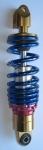 Амортизатор Musstang/YABEN YB50QT-150QT/HONDA 260 мм (Синий)