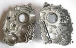 Картер двигателя (пара) ZONGSHEN ZS200GY-A