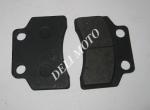Колодки тормозные (дисковые) YIBEN YB50QT-80/VIPER 50-80 без крю