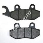 Колодки тормозные (дисковые) YIBEN YB50QT-80/VIPER 50-80 с крючк