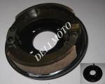 Колодки в сборе (барабан) Musstang MT150-250-4V