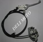Передний суппорт с торм. цилиндром  MUSSTANG X-CROSS 250GY-7