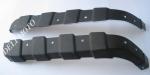 Накладка заднего крыла для квадроциклов Mustang/BASHAN ATV 110-4