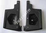 Пластик брызговики для квадроциклов Mustang/BASHAN ATV 110-250