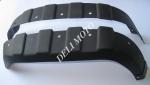 Пластик накладка переднего крыла для квадриков Mustang/BASHAN