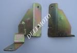 Скобы крепления передн.внутр. панели  YIBEN YB150QT/VIPER 125-25