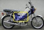 Крышки аккумулятора (бардачки) MUSSTANG DELTA ст. образца больш.
