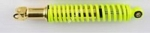 Амортизатор задний Mustang YB50QT-150QT/HONDA 330 mm желтый PRO