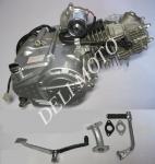 'Двигатель механика Musstang  Active 125 cc