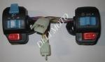 Блок кнопок управл. левый+правый YIBEN YB50QT-80/VIPER 50-80/Gra