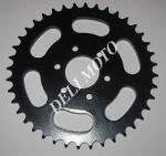 Звезда задняя для квадроциклов Mustang/BASHAN ATV 110-400 428-40