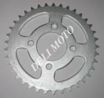 Звезда задняя для квадроциклов Mustang/BASHAN ATV 110-400 420-37