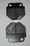 Колодки тормозные (диск) Zongshen CID125