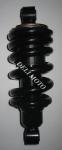 Моноамортизатор  Musstang 210mm (Черный)
