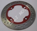 Диск  тормозной задний для мотоциклов VIPER V200CR/V250CR