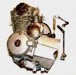 Двигатель СB-150 MUSSTANG MT150-5 (ORIGINAL MOD)
