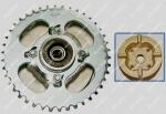 Демпфер заднего колеса+звездочка MUSSTANG MT150-5 (MOD)