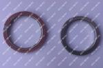 Прокладка глушителя MUSSTANG MT150/200-6 (MUS)
