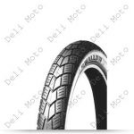 Мотошина 2.75-17 DELI TIRE (Swallow)  MT-378 (Безкамерка)