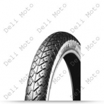 Мотошины DELI TIRE (Swallow) HS-387  (Безкамерка) (2.50-17)