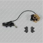 Гидравлика заднего тормоза в сборе  MUSSTANG JAVA 200/250 -10B (
