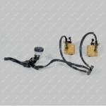 Гидравлика переднего тормоза в сборе MUSSTANG JAVA 200/250 -10B