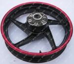 Диск колесный задний (17R*4J) MUSSTANG JAVA 200/250 -10B (MUS)