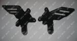 Подножки передние (водительские) (пара) MUSSTANG JAVA 200/250 -1