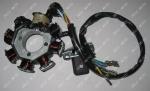 Генератор (статор) MUSSTANG JAVA 200/250 -10B (MUS)