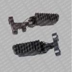 Подножки водителя пара IRBIS XR250R (Shineray XY250GY-6B) MUS