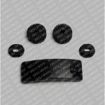 Резиновые подушки топливного бака (комплект) IRBIS XR250R (Shine