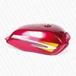 Бак топливный Musstang ALPHA LUX МТ110/125-3