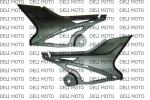"""Пластик """"задняя боковая панель сиденья"""" пара IRBIS XR250R (Shine"""