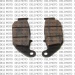 Колодки тормозные задние  Lifan LF250-3А