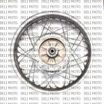 Диск задний R15*2,75J (под барабанный тормоз) Lifan LF250-В