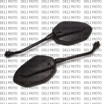 Зеркало заднего вида, (п+л) Shineray XY150-10B Vista