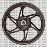 Диск задний (R17х2.50J) Lifan LF150/200-10S