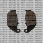 Колодки тормозные задние Lifan LF150/200-10S