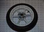 Колесо в сборе (Диск+покрышка+камера) 100/80*12 VIPER V125P (сли