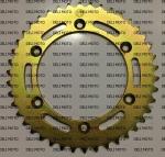 Звезда задняя 520x42T SFR (GOLD)   IRBIS XR250R