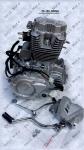 Двигатель в сборе VIPER ZS200N (TUNING) с баланс валом (CG250)