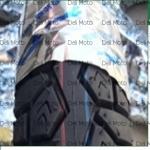 Мотошина 110/90-16 D TL (бескамерная шина)