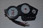 Cпидометр ZONGSHEN ZS200GS (TUNING, Белая панель)