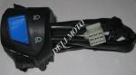 Блок кнопок  управления левый Musstang MT150-250-4V