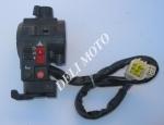 Блок кнопок (Левый) для квадриков. Mustang/BASHAN ATV 110-400