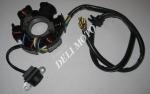 Генератор (статор) 5+1 кат. YIBEN YB50QT-150/VIPER 50-250